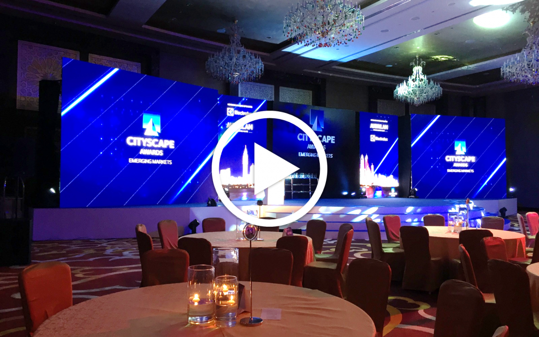 World-class onscreen production at Cityscape Awards 2015